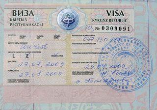 KyrgyzVisa