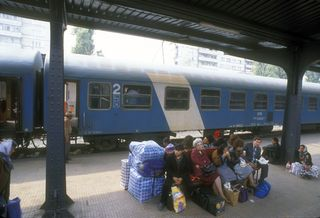 Romaniantrainplatform