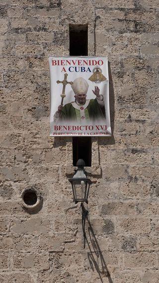 PopeCuba